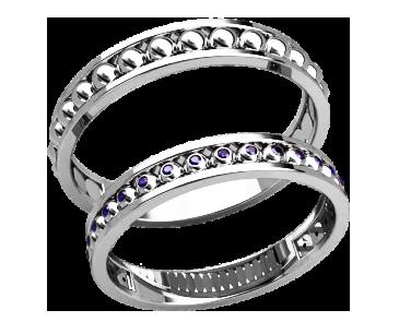 Кольца парные,обручальные Свадебные 20025