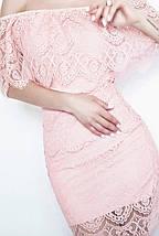 Облегающее мини-платье, фото 3
