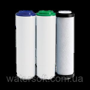 Комплект картриджей  улучшенный для тройных фильтров