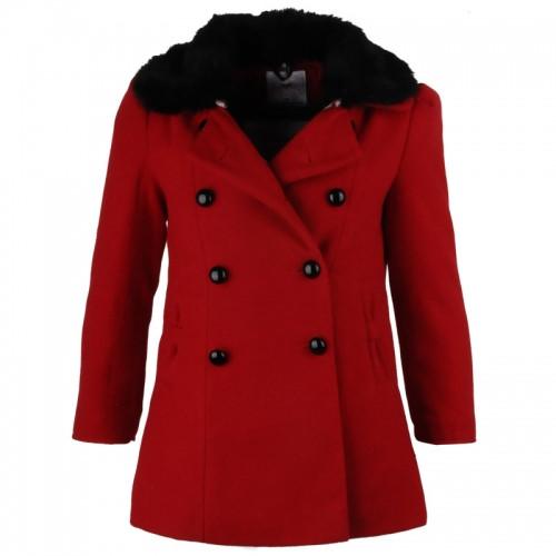 Пальто демисезонное для девочки GLO-Story