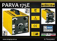 Сварочный аппарат - трансформатор 220/380В, 40-160А.,  DECA PARVA 175E, фото 1