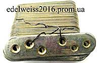 Планка соединительная овальная 100х17 мм