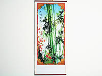 Панно Цветущий Бамбук Фен-Шуй