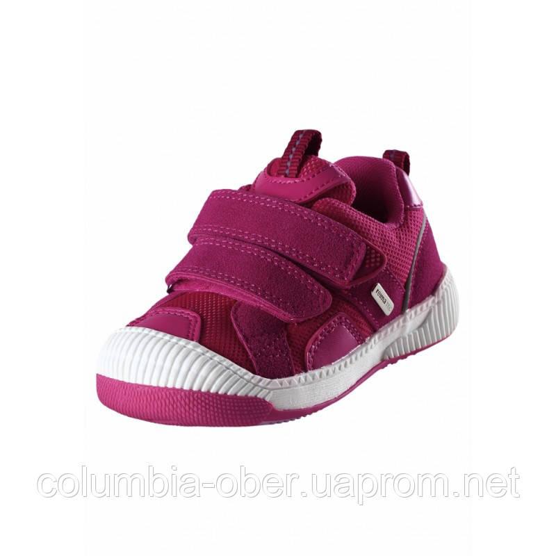 Демисезонные ботинки для девочки Reimatec 569316-3920. Размеры 20  - 25.