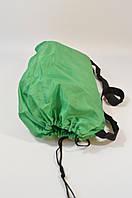 Ламзак надувной зеленый