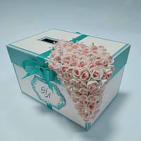Свадебная коробка для денег, фото 1
