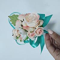 Бутоньерки для жениха и невесты, фото 1