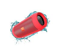 Портативная беспроводная bluetooth колонка JBL Charge 2+ c PowerBank | водонепроницаемая блютуз колонка Красный, колонка jbl 2+