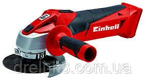 Аккумуляторная шлифовальная машина [Болгарка] Einhell TC-AG 18/115 Li - Solo