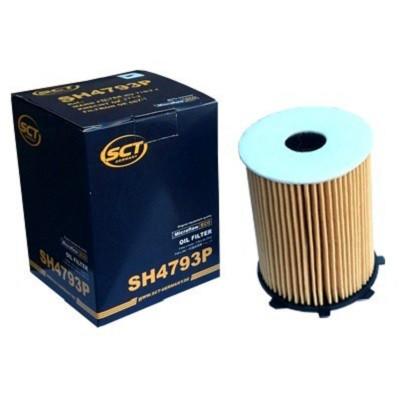 Масляный фильтр SH4793p для Citroen, Mazda, Ford, Peugeot