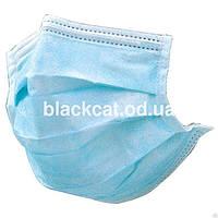 Одноразовая защитная маска для лица