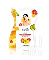 Маска омолаживающая с фруктовыми кислотами для лица и шеи