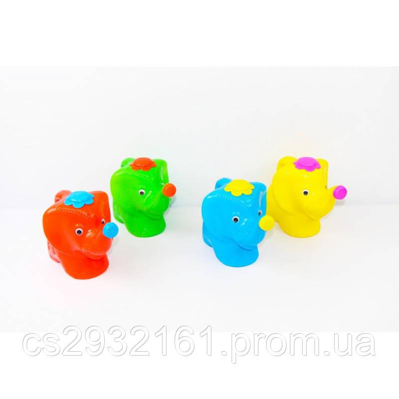 Лейка - слоник   ЯБЛОКОВ