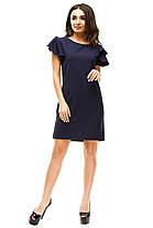 Ж303 Платье прямое  (размеры 42-48), фото 2