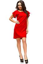 Ж303 Платье прямое  (размеры 42-48), фото 3