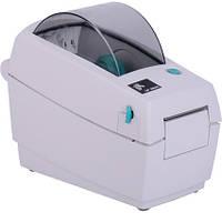 Принтер настольный печати этикеток и штрих-кодов Zebra lp 2824 Plus, фото 1