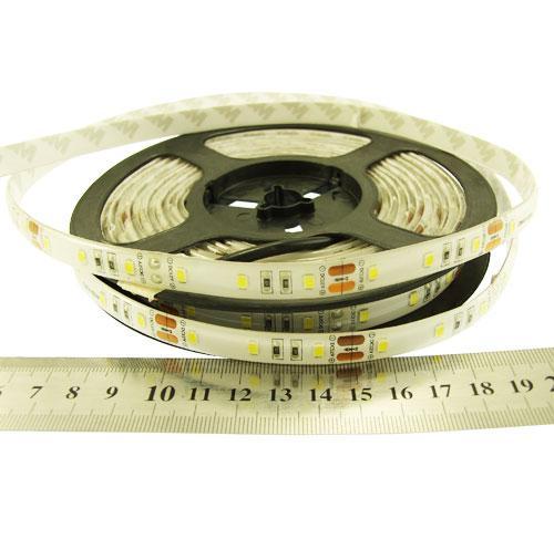 Светодиодная лента RISHANG 2835/60 5.5Вт 24В IP65 10мм Теплый белый 2700-3300К