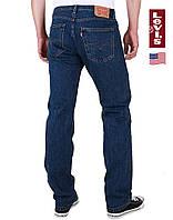 Джинсы Levi's 505/W36xL32/Dark Stone/Regular Fit/100% хлопок.Оригинал из США..