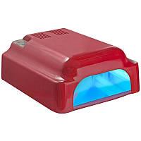 Лампа ультрафиолетовая для ногтей УФ 828 RED