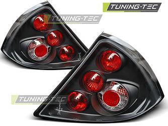 Стопы фонари тюнинг оптика Ford Mondeo MK3 стиль Lexus черные