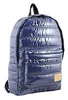Модный  подростковый рюкзак ST-15 фиолетовый ТМ 1 Вересня, фото 1