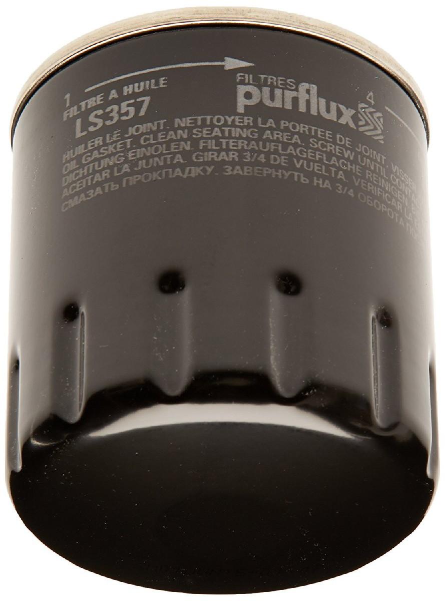 Масляный фильтр LS357 для Ford C-Max, Focus, Mondeo, Galaxy, S-Max, Fiesta, Mazda 3, 5, 6
