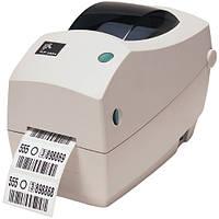 Настольный термопринтер этикеток и штрих-кодов Zebra tlp 2824 Plus
