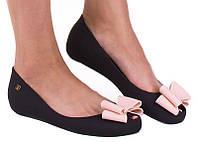 Резиновые летние балетки для повседневной носки, фото 1