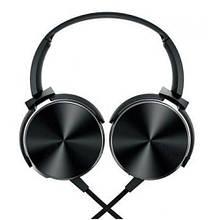 Наушники гарнитура Kronos Extra Bass MDR-XB450