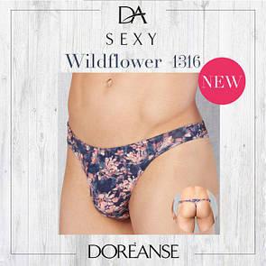 Стринги мужские Doreanse Wild Flower 1316
