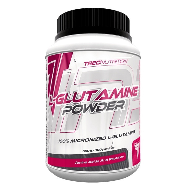Глютамин L-GLUTAMINE POWDER, 500Г