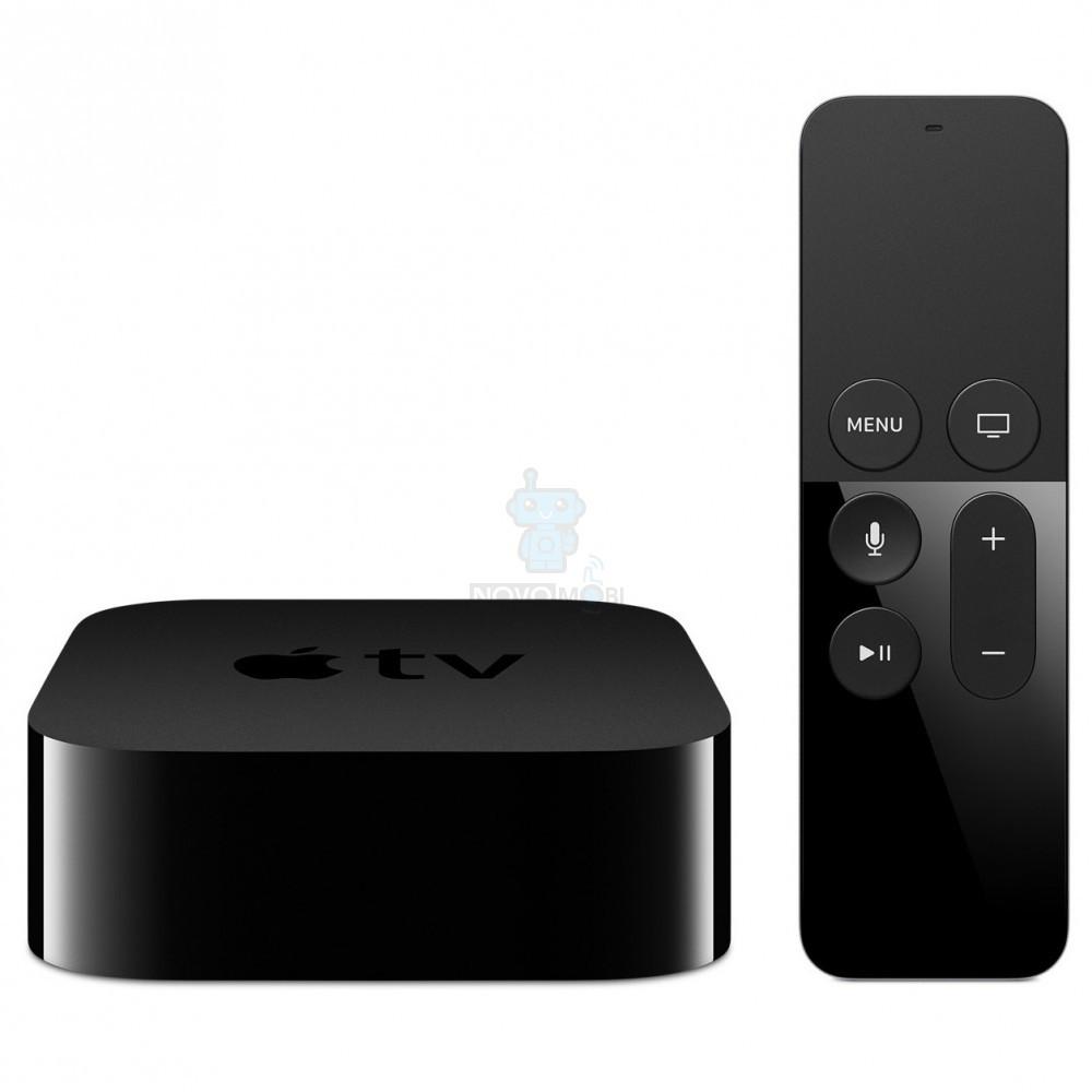 Цифровой мультимедийный проигрыватель Apple TV 4 Gen, 64GB (MLNC2)