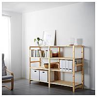 Стеллаж с 2 секциями IKEA IVAR ИКЕА S59016075