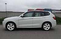 Дефлектора окон COBRA TUNING BMW X3 (F25) 2011-