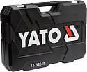Набор инструмента Yato 216 предметов YT-38841, фото 8