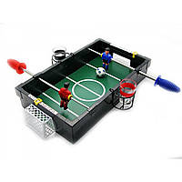 Футбол (игра настольная с рюмками)(39х23х10 см)