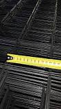 Сетка кладочная, яч 65x65 мм, проволока 2,4 мм, лист 2х1 м., фото 4