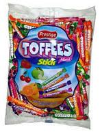 Жевательные конфеты Toffees mixed Sticks Prestige   , 1000 гр