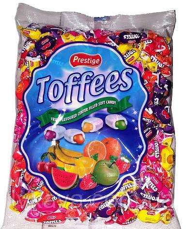 Жувальні цукерки Toffees Prestige , 1000 гр, фото 2