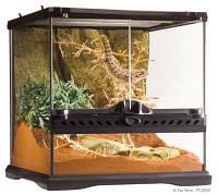 Террариум стеклянный 90х45х60 см для рептилий ExoTerra