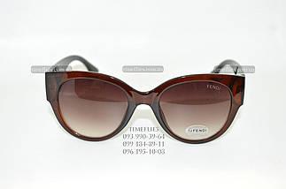 Fendi №58 Сонцезахисні окуляри, фото 2