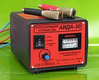 Аида 30: пуско-зарядное устройство для авто аккумуляторов 6-500 Ач