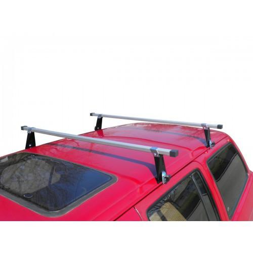 Кенгуру Уни (Uni) Люкс 120см - универсальный багажник на крышу авто с водостоком или спецкреплением