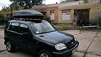 Багажник на крышу Шевроле Нива (ВАЗ 2123) - Десна-Авто Ш-4, фото 1