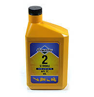 Масло двухтактное 3ton 2Т *Country* (полусинт.) (ST502) 1л