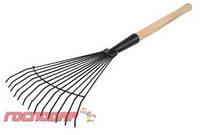 Господар  Грабли веерные с деревянной ручкой, Арт.: 14-6208