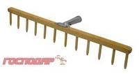 Господар  Грабли деревянные 600мм - 12 зуб, Арт.: 14-6225