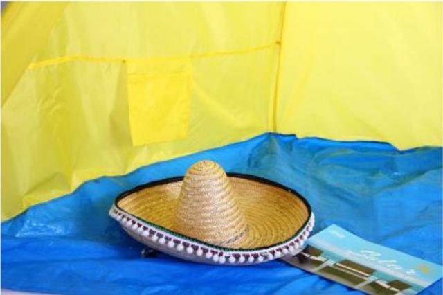 Палатка пляжная (фото 10)