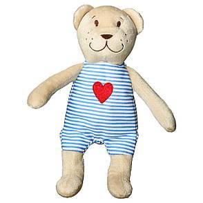 ФАБЛЕР БЬЁРН Мягкая игрушка, мишка, бежевый, 21 см, 00141401, ИКЕА, IKEA, FABLER BJÖRN, фото 2