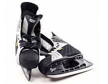 Коньки ледовые хоккейные Sprinter PW-208 С  р.40